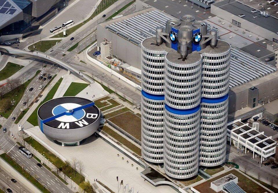 شرکت برتر آلمانی از نظر صادرات