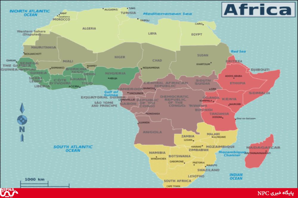 تجارت ایران و آفریقا