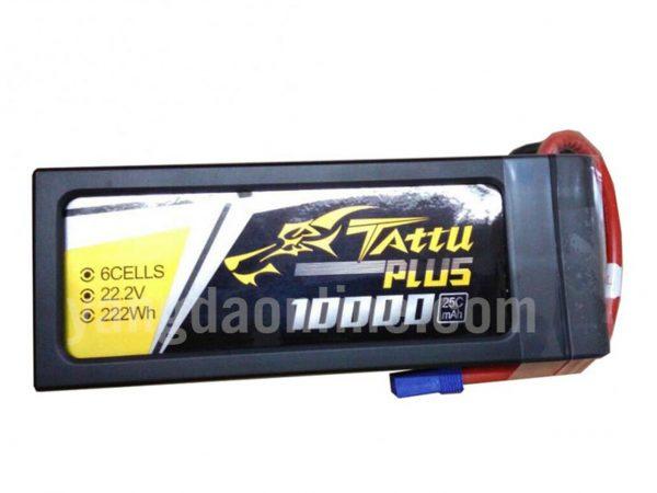 GENS TATTU PLUS 10000MAH 22.2V 25C 6S1P LIPO SMART BATTERY