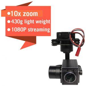 SKY EYE-I 1080P 10X ZOOM CAMERA FOR DRONE
