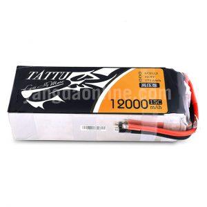 GENS TATTU 12000MAH 6S1P 15C HIGH VOLTAGE LIPO BATTERY PACK