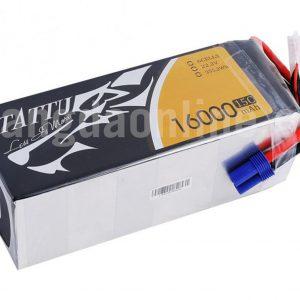 GENS TATTU 16000MAH 15C 6S1P LIPO BATTERY PACK