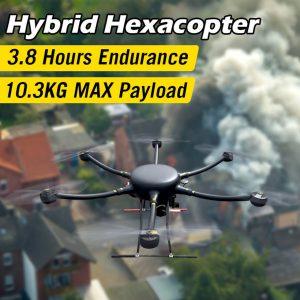 YANGDA YD6-1600L GAS ELECTRIC HYBRID HEXACOPTER