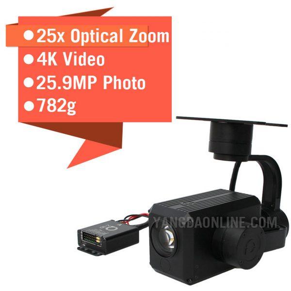 SKY EYE-25HZ 4K 25X ZOOM CAMERA FOR DRONE