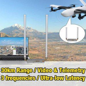 YANGDA VIDEOPASS-N30 LONG RANGE DIGITAL VIDEO AND DATA LINK