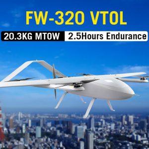 YANGDA FW-320 FIXED WING VTOL PLANE